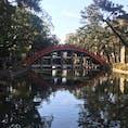 住吉大社[大阪]  2020年1月2日初詣 毎年参拝者200万人を超える住吉大社。10時頃に行ったらスイスイと参拝できました!  反橋がキレイ⭐︎