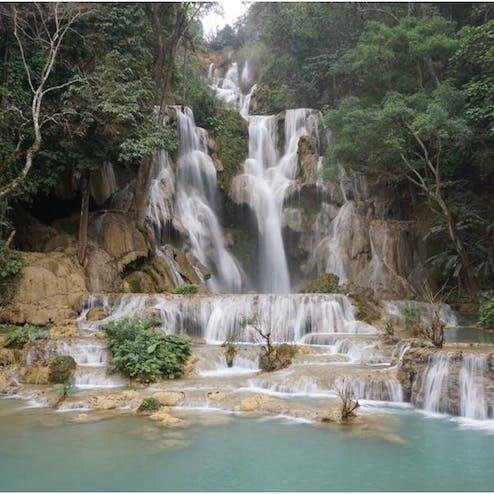 タート・クアンシーの滝