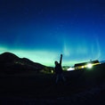 ノルウェー、トロムソでのオーロラ! 天気も良くかなり幻想的でした! トロムソは2泊3日いましたが、2夜ともオーロラ見られました!オススメです! (2018年12月)