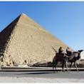 ギザのピラミッドは壮大でした。エジプトはどの国より興味深かった!