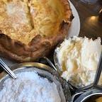 ホノルル★オリジナルパンケーキハウス  ダッチベイビー⤴︎  素朴な味で良い⭕️