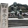 鎌倉までドライブしたよ。観光客でいっぱい。外人も多い。近くのコインパーキングから、お店を見ながら歩けるよ☆