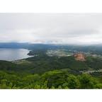 北海道 洞爺湖 昭和新山