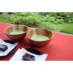 三千院🍵🍃  京都大原にある三千院。 名園を眺めながら 抹茶と和菓子をいただけます✨ また、夏も秋も紅葉の色が変わり 全く違った雰囲気を楽しめると思います🍁  #京都大原 #三千院