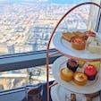 ブルジュハリファ   154階 世界一高い場所での#ハイティー