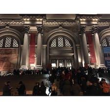 ニューヨーク旅行 メトロポリタン美術館