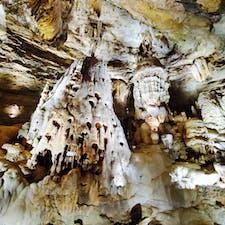 #テキサス #サンアントニオ #カスカド洞窟 #鍾乳洞 #CascadeCaverns