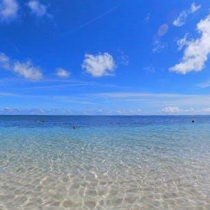 #グリーン島 #グレートバリアリーフ #オーストラリア  2020年1月  お天気も良くて見渡す限り青一色🏝🐚