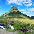 アイスランド・スナイフェルスネス半島 Kirkjufell Mountain
