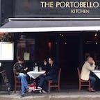 ノッティングヒル ポートヴェローのカフェ