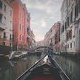 ゴンドラからの景色・ヴェネツィア  #イタリア #ヴェネツィア #ゴンドラ