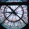 オルセー美術館の時計  カッコいい!!