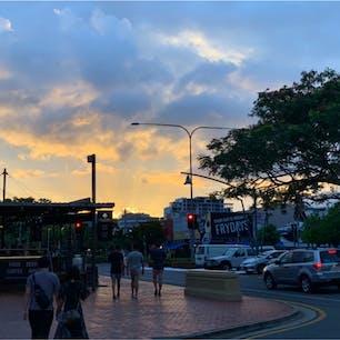 #ケアンズ #オーストラリア  2020年1月  毎日お天気で、夕焼けが本当に綺麗だった🥺🥺