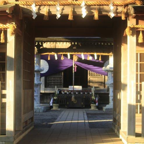 忍野八海浅間神社