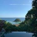 リペ島・セレンディピティリゾートに来てます。たまにはリゾートで息抜きもいいですね〜。そよ風が気持ち良すぎ😌