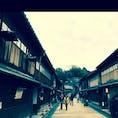@石川県金沢市 Kanazawa city, Ishikawa pref.  ひがし茶屋街 #ひがし茶屋街 #金沢 #街並み Higashi Chaya District  古残る良き街並み。(2019/02/15)