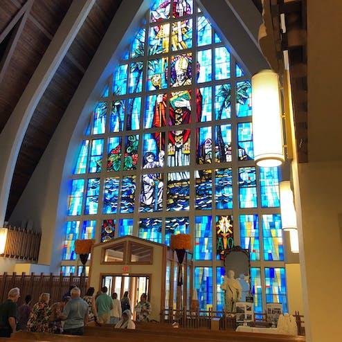 セント オーガスティン教会
