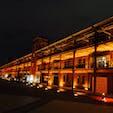 赤レンガ倉庫🚢🧱  季節ごとに様々なイベントがあり楽しい✨ お店はお土産店が多いイメージかな?🤔