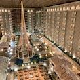 2020/01/24 エレベーターからの景色🇯🇵 #TDR #東京ベイ舞浜ホテルクラブリゾート #Disney #オフィシャルホテル