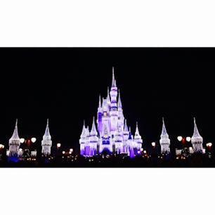 2019/12/30 A Frozen Holiday Wish🇺🇸 #WDW #マジックキングダム #海外ディズニー #エルサの魔法 #フロリダ