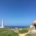 沖縄本島 残波岬