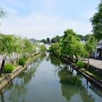 倉敷美観地区。