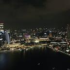 シンガポール*マリーナベイサンズ