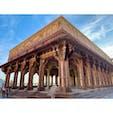 2020年1月24日 #インド #アンベール城 ほんとに建物が綺麗 ☺︎
