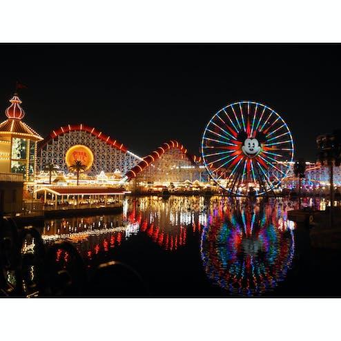 ディズニー・カリフォルニア・アドベンチャーパーク