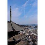 広島県(尾道) 〜天寧寺 三重塔〜 よく見る定番のアングルからパシャリ