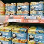 ロッテマート ソウル駅 ペンスのツナ缶。 こいつをちらほら見かける。 人気者らしい👀