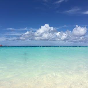 サイパン*マニャガハ島   マニャガハってちょっと一休みって意味らしいけど、本当ゆっくり過ごせた!また行きたい。