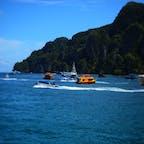 ピピ島の海