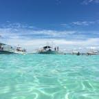 フィリピン*スミロン島  ジンベエザメのオスロブから足を伸ばすとこんな綺麗な海に出会えた!