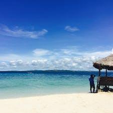 フィリピン*パンダノン島  こちらもセブ島からアイランドホッピングで🛥