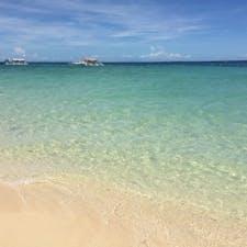 フィリピン*パンダノン島  iPhone6で撮って無加工でこの綺麗さ。