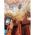 Austria🇦🇹  世界一美しい図書館  📍Austria National Library