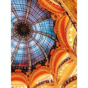 France🇫🇷Paris Galeries Lafayette