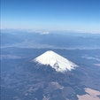 【2020・睦月】 上空にて富士山を嗜む。