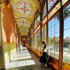 サン・パウ病院🇪🇸 #スペイン#ヨーロッパ