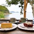 #シャーレ水ケ浜 #琵琶湖 #カフェ