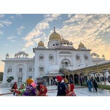 2020年1月25日 #インド シク教のお寺 ★ 行けて良かった ☺︎