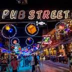 #パブストリート #シェムリアップ #カンボジア 2020年2月  毎晩飲み歩いたパブストリート🍸 発展途上なシェムリアップでここだけは異世界😆😆