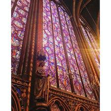 France🇫🇷  📍Sainte Chapelle