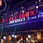 #レッド・ピアノ #シェムリアップ #カンボジア 2020年2月  #トゥームレイダー の撮影の時に #アンジェリーナ・ジョリー が足繁く通ったお店🎬