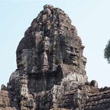 #バイヨン寺院 #アンコールトム #シェムリアップ #カンボジア 2020年2月  四面仏塔の微笑😌😌  アンコールワットのオマケくらいにしか考えてなかった アンコールトムが良すぎて時間使い過ぎた😳