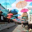ゆのくにの森 #石川 #加賀 #ゆのくにの森 #傘