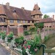 フランス🇫🇷北部 フランスの美しい村【ブーヴロン・アン・オージュ】 絵になる村です♡ #フランス #ブーヴロン・アン・オージュ #街並み