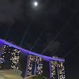 【2019・文月】 シンガポール にて光の絶景を嗜む。(レーザー編)