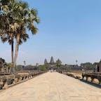 #アンコールワット #シェムリアップ #カンボジア 2020年2月  死ぬまでに絶対行きたかった場所✨ この姿が見えた瞬間の感動を忘れない🥺🥺